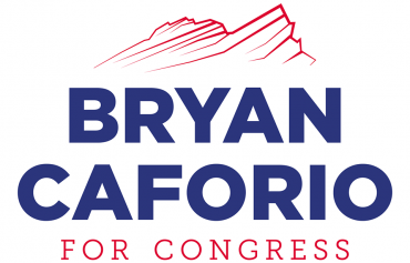 Bryan Caforio Announces Run for California's 25th Congressional District